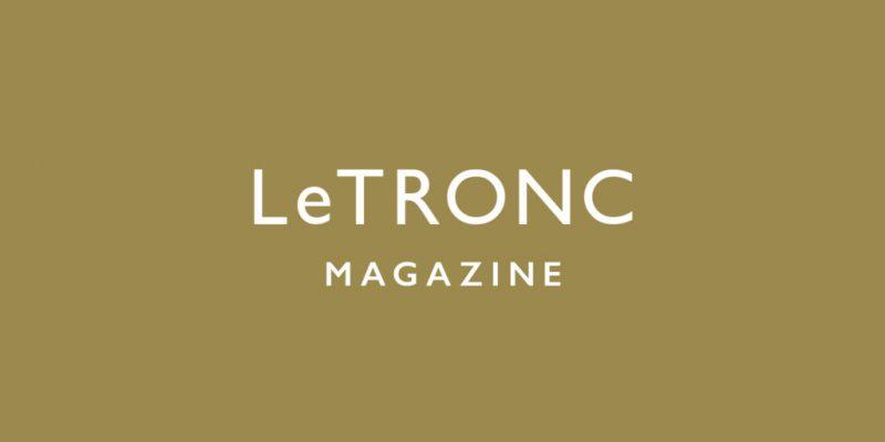 Web動画「LeTRONC( ルトロン)」
