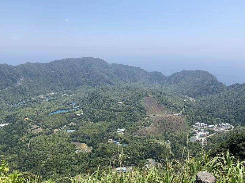 「絶海の孤島『青ヶ島』への旅」の巻