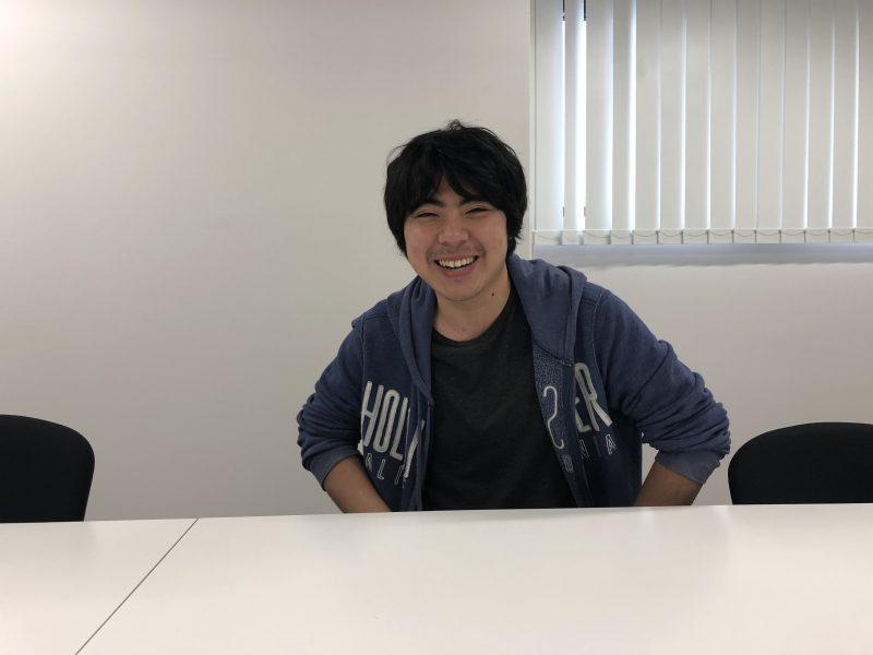 第二回:daInaRIのスタッフ紹介【入社一年目!入江くん】