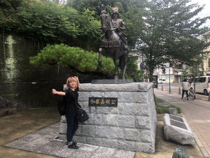「松山に晴れ男現る?」の巻